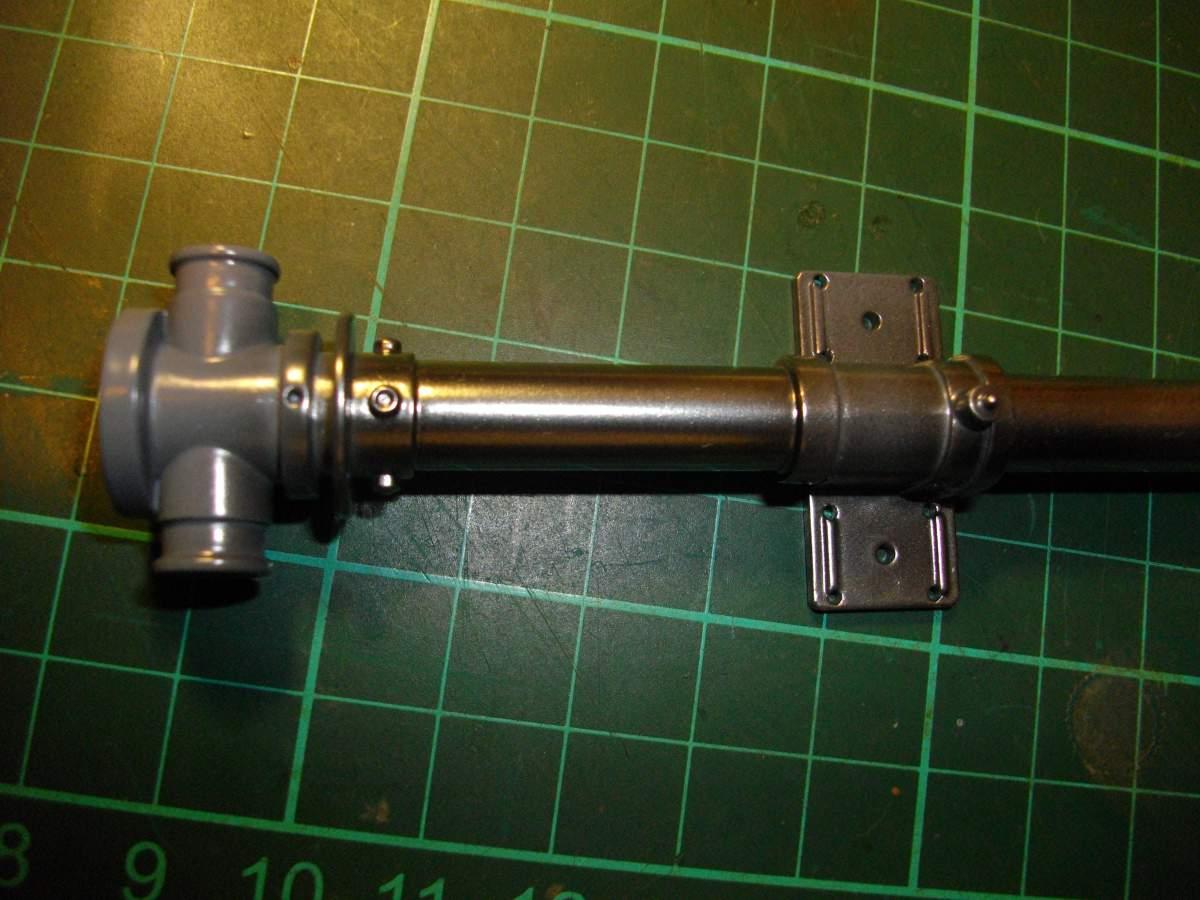 Clerget 9B Rotary Engine. 1/8th. Hasagawa.-main-shaft-003-jpg