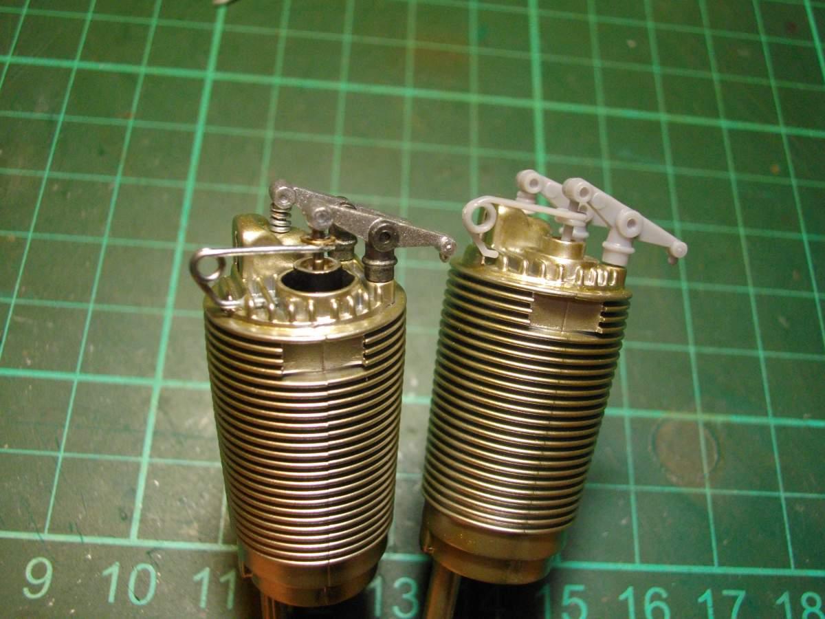 Clerget 9B Rotary Engine. 1/8th. Hasagawa.-valve-springs-compared-original-001-jpg