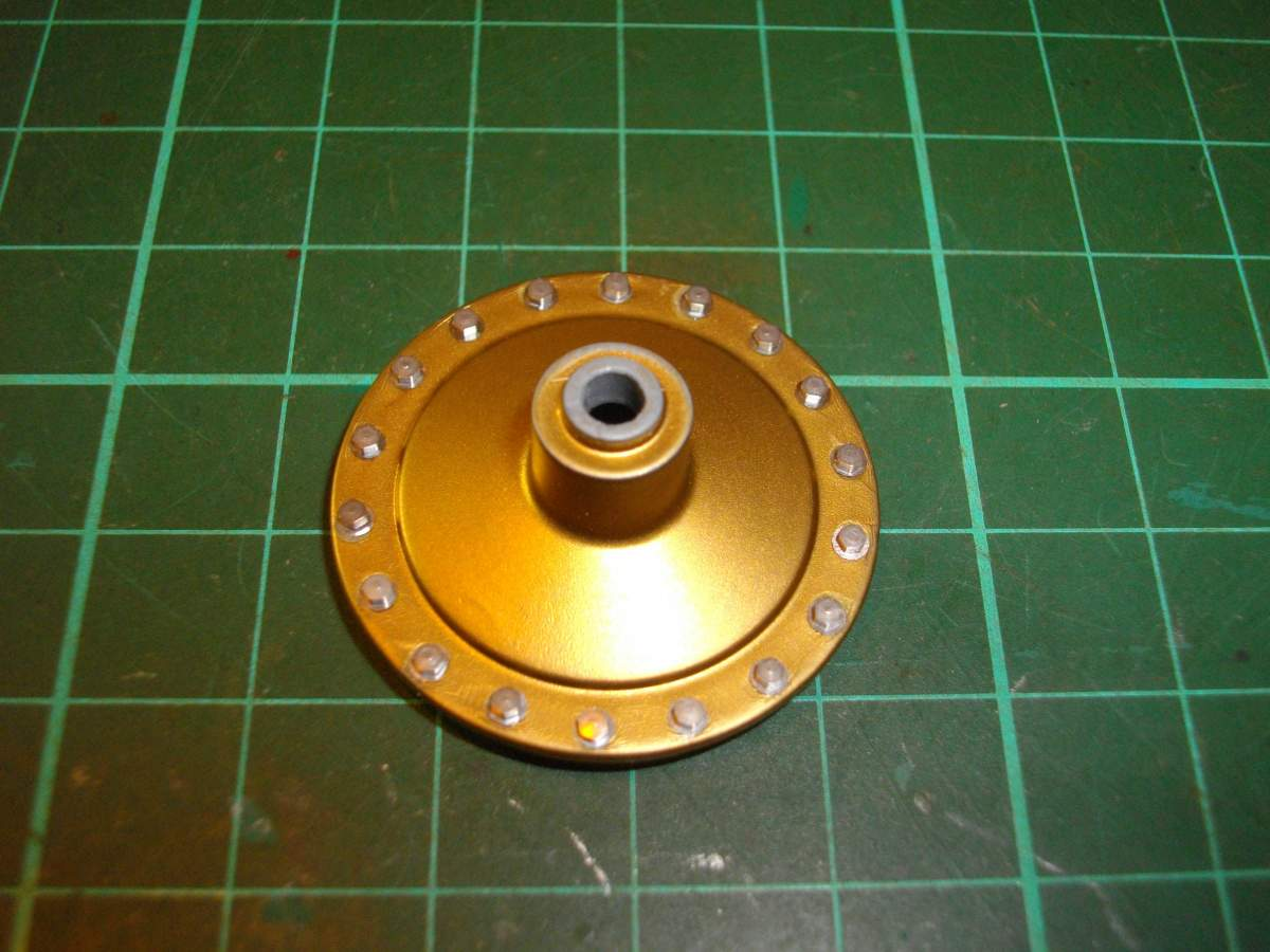 Clerget 9B Rotary Engine. 1/8th. Hasagawa.-front-cover-bolts-washers-004-jpg