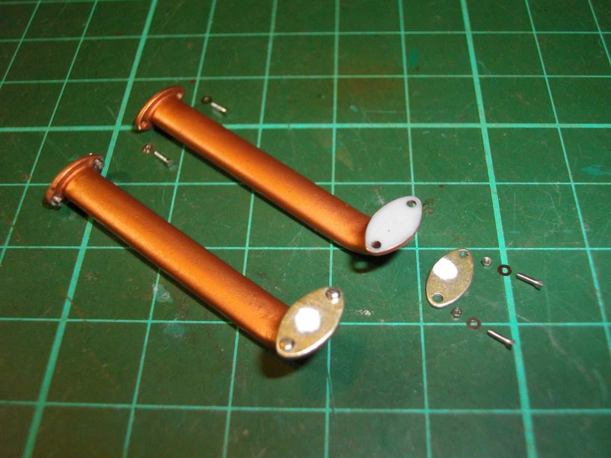Clerget 9B Rotary Engine. 1/8th. Hasagawa.-1-tube-ready-1-assembled-002-jpg