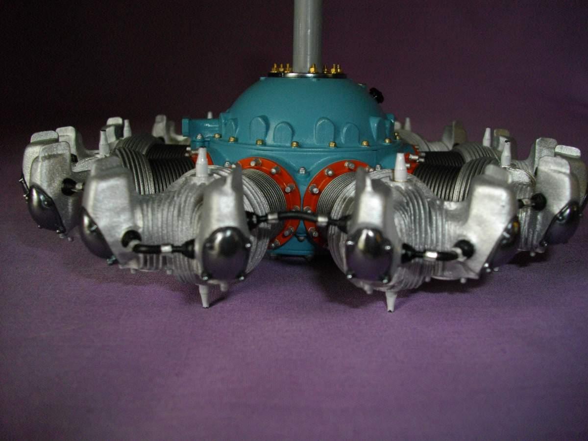 Pratt & Whitney Wasp R-1340 1/8th-imgp7069-jpg