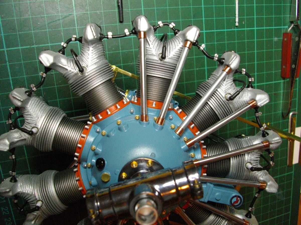 Pratt & Whitney Wasp R-1340 1/8th-imgp7267-jpg
