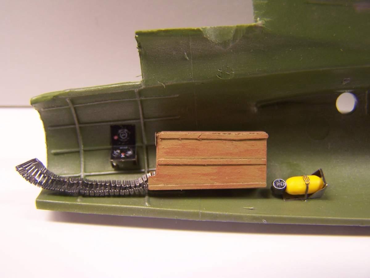 B-17 Flying Fortress-090404-rear-fuselage-001-jpg