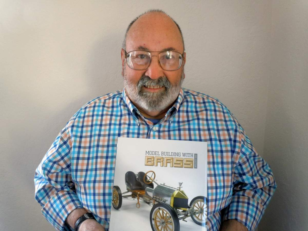 Second Edition of Model Building with Brass.-ken-book-jpg