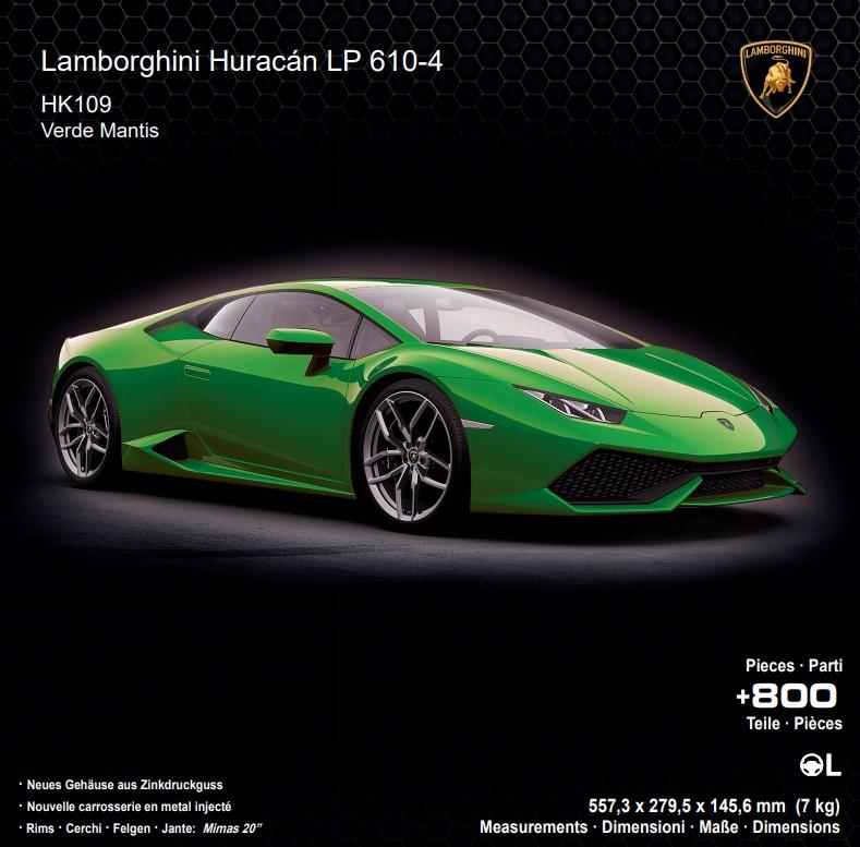 new Pocher Huracan color announced-hk109greencatalog-jpg