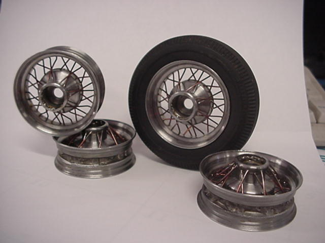 model car wheels