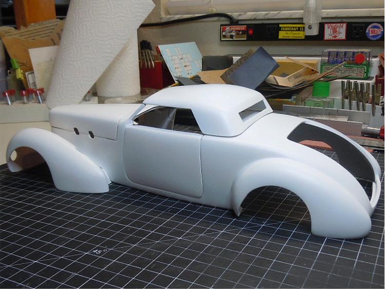 1:12 Scale 1937 Cord 812 SC - Custom-1937-cord-1-jpg