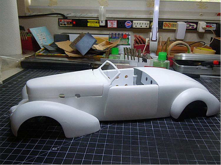 1:12 Scale 1937 Cord 812 SC - Custom-1937-cord-4-jpg
