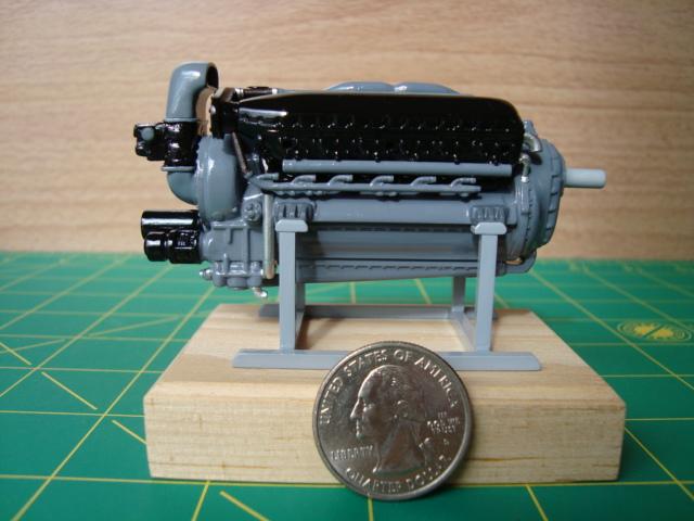 """1/25 scale Allison V-12 """"F"""" type engine-rs-quarter-jpg"""
