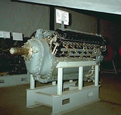 "1/25 scale Allison V-12 ""F"" type engine-stock-engine-left-front-jpeg"