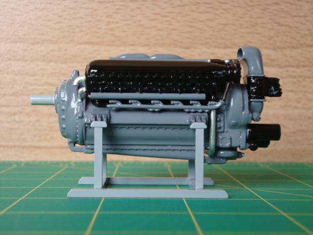 "1/25 scale Allison V-12 ""F"" type engine-left-jpg"