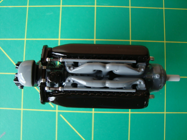 """1/25 scale Allison V-12 """"F"""" type engine-top-view-jpg"""