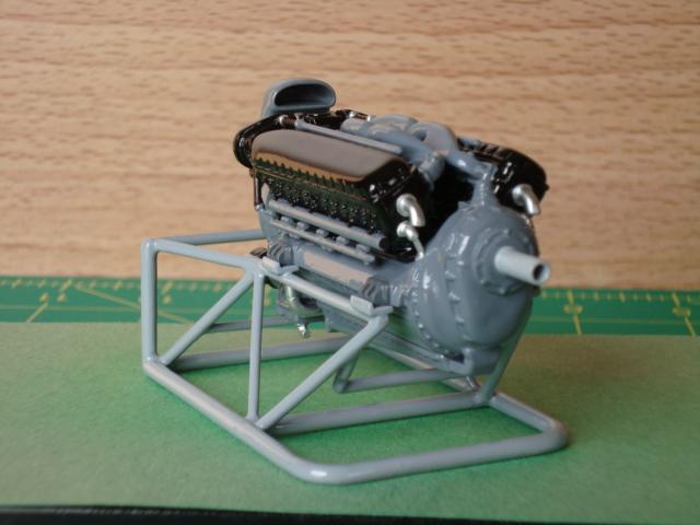 "1/25 scale Allison V-12 ""F"" type engine-tube-stand-rf-jpg"