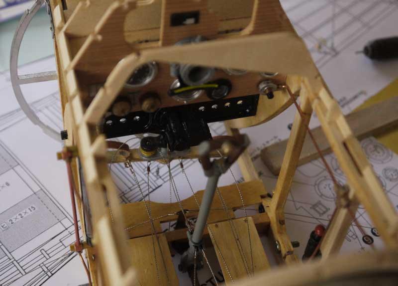 Hasegawa sopwith camel build.-cockpit-jpg