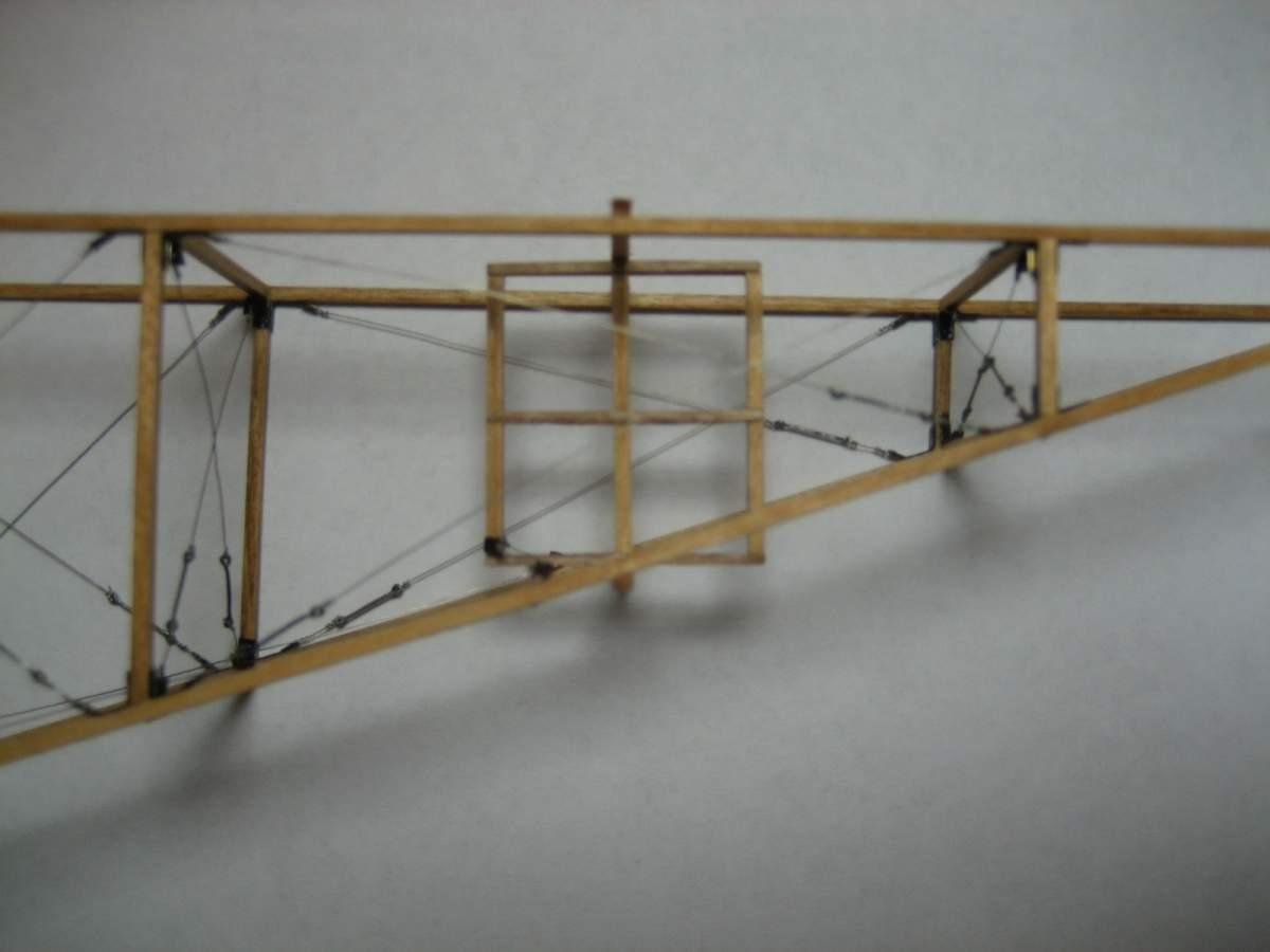 Baby White Monoplane 1/16 Scale Scratchbuild-006-jpg