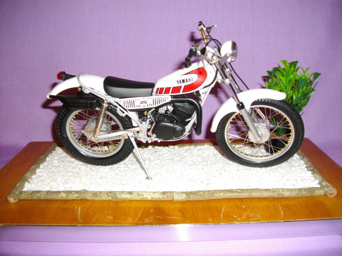 1/8 Yamaha Trials TY 125.-finished-001-jpg