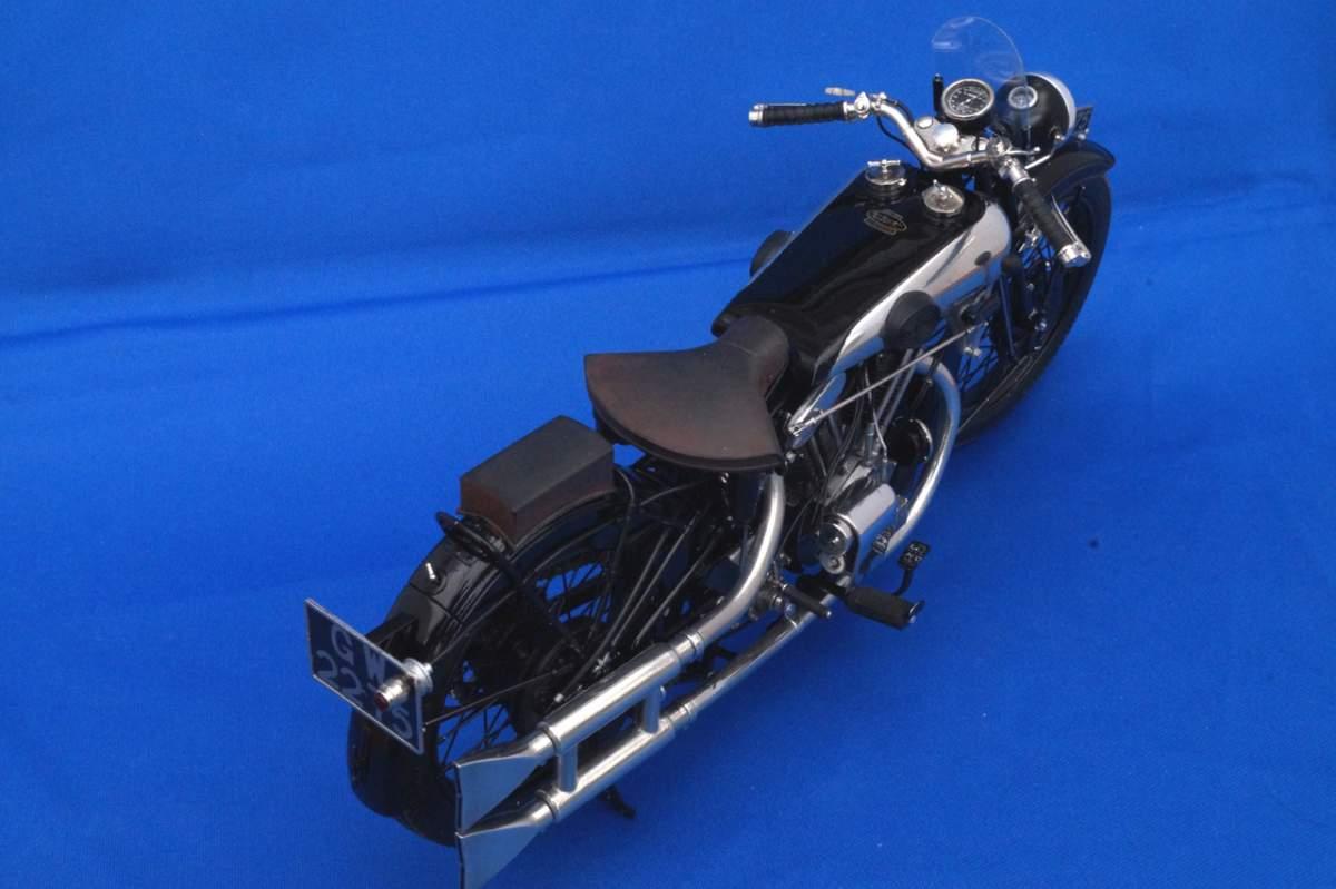 Brough Superior SS100 GW2275 - Model Factory Hiro - 1/9-a5806928-jpg
