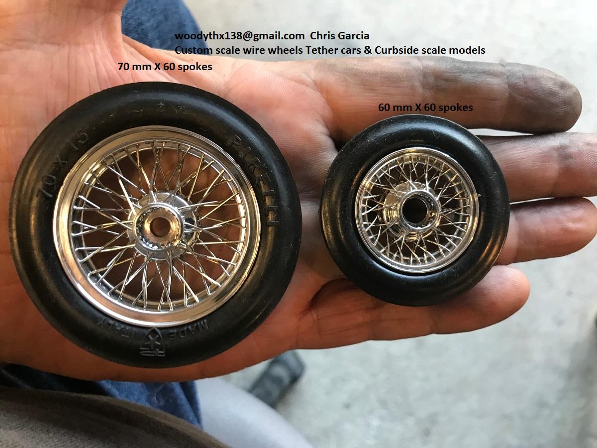 60mm X 60 spoke scale Model Wire Wheel build-img_1037-jpg
