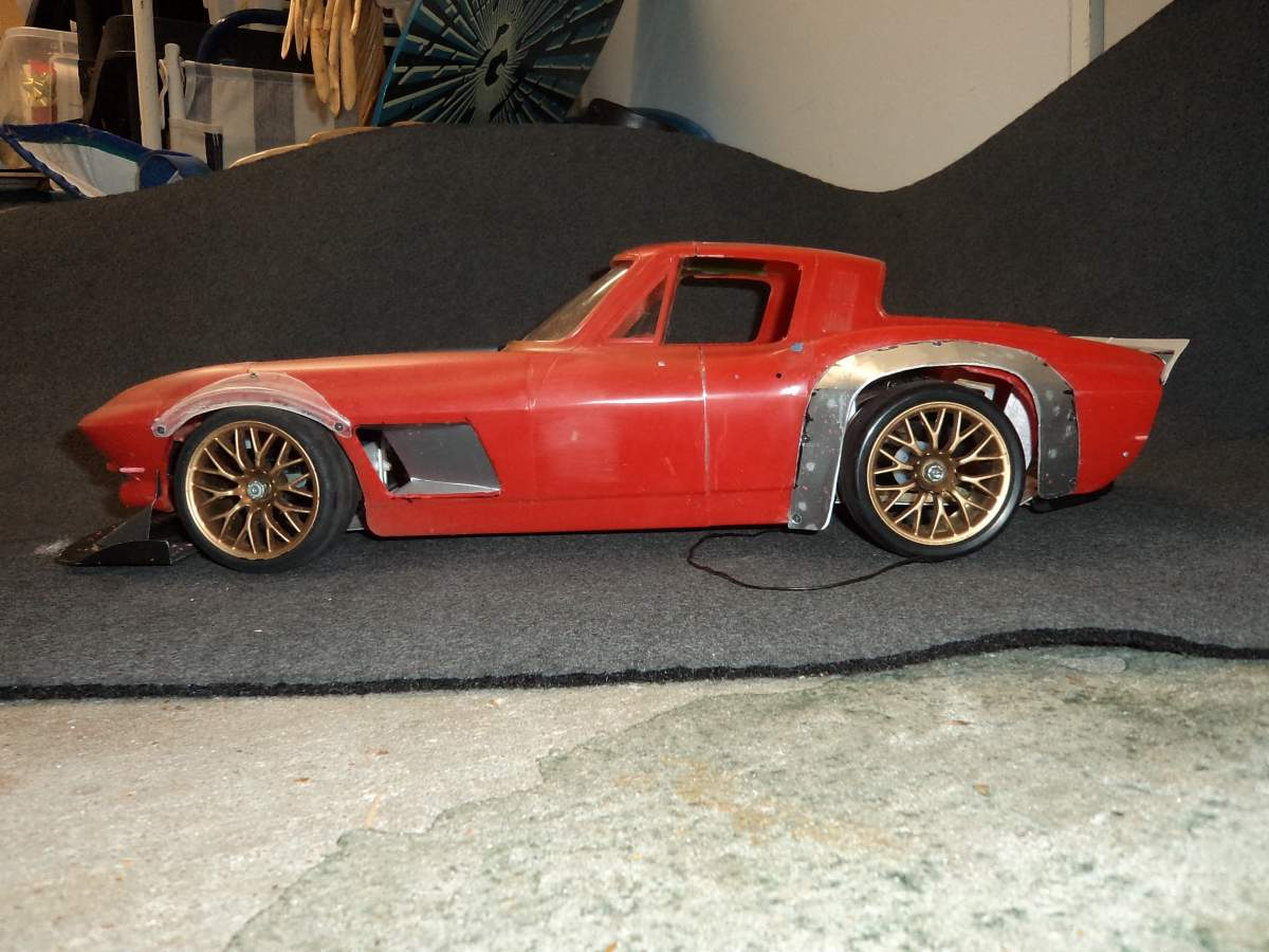 Corvette GSR Build - humble beginnings-corvette-gsr-jpg