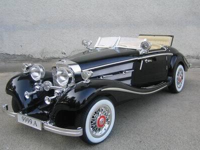 Mercedes-Benz 540K scale 1:5-67157-5-jpg