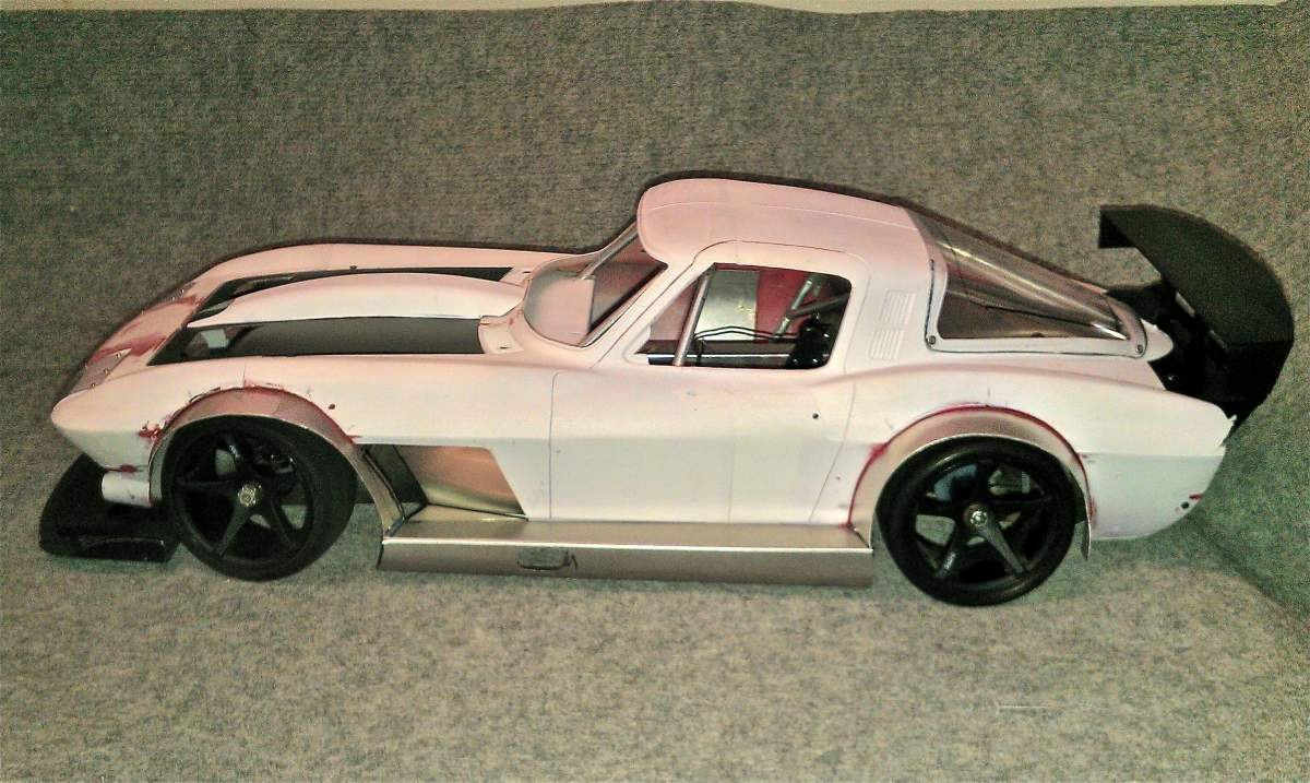 Corvette GSR Build - humble beginnings-gsr-jpg
