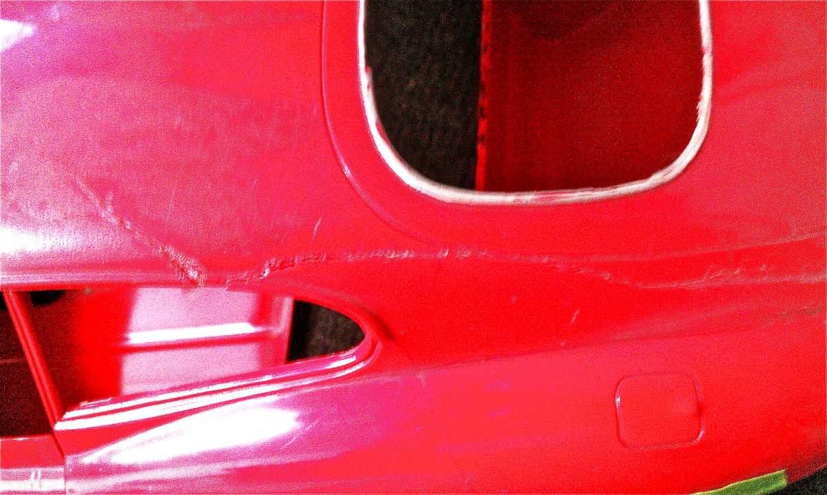 Jaguar XK Junk Heap-jag-roof-crack-jpg