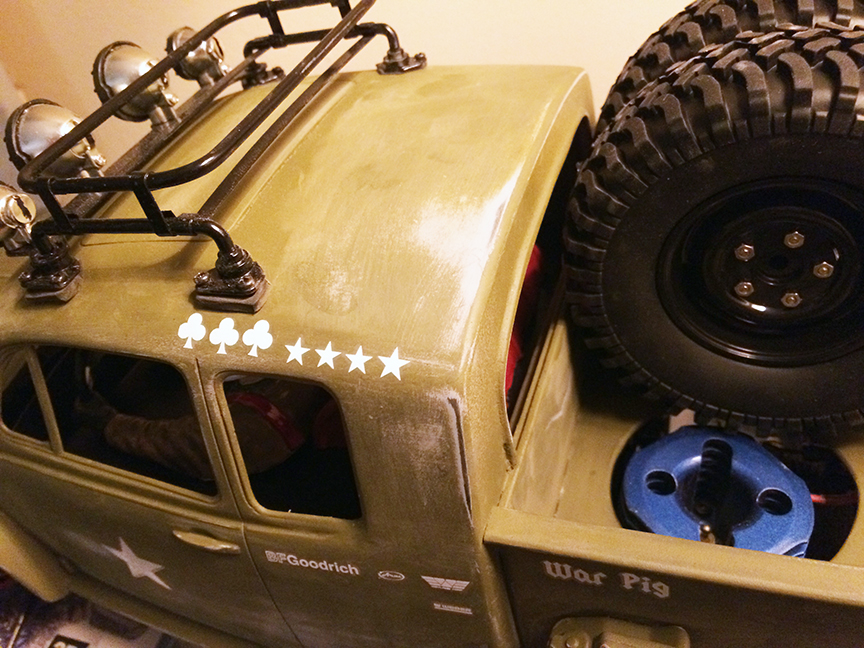 VW Beetle / Pick Up Truck Scratch Build - Nitro Chassis-image-jpeg