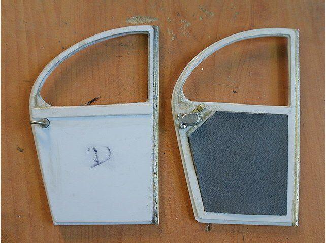 2CV CITROEN AZ 1956 build from scratch, Scale 1/6-2222-jpg