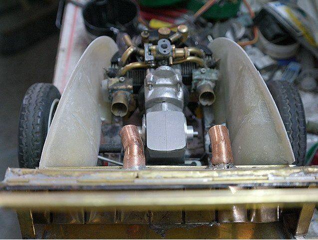 2CV CITROEN AZ 1956 build from scratch, Scale 1/6-8888-jpg