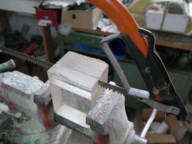 2CV CITROEN AZ 1956 build from scratch, Scale 1/6-1111-jpg