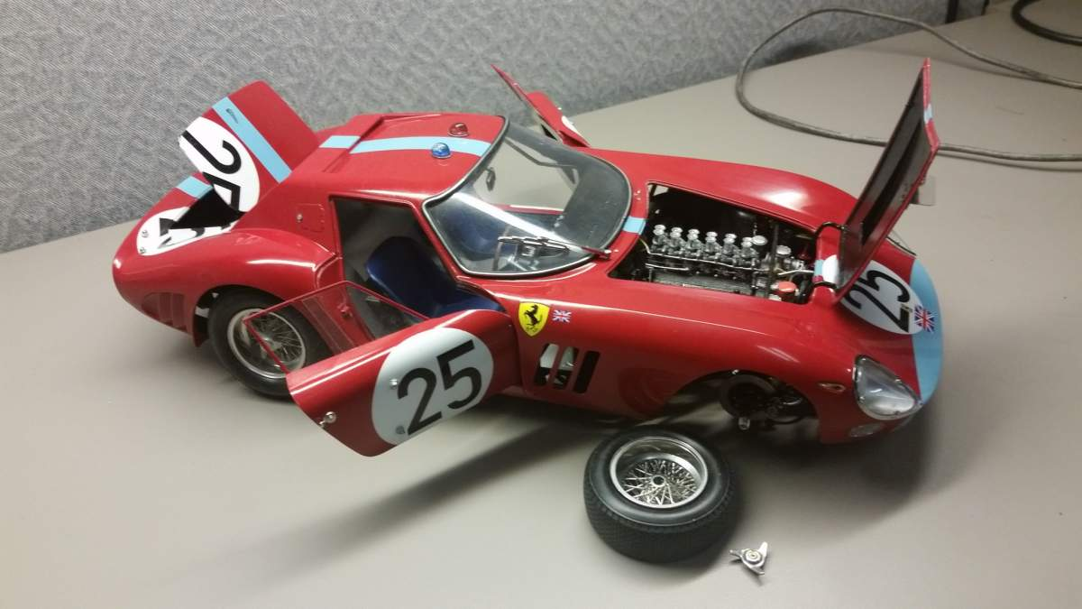 1/12 Ferrari 250 GTO '64 - Model Factory Hiro-20161013_084831-jpg