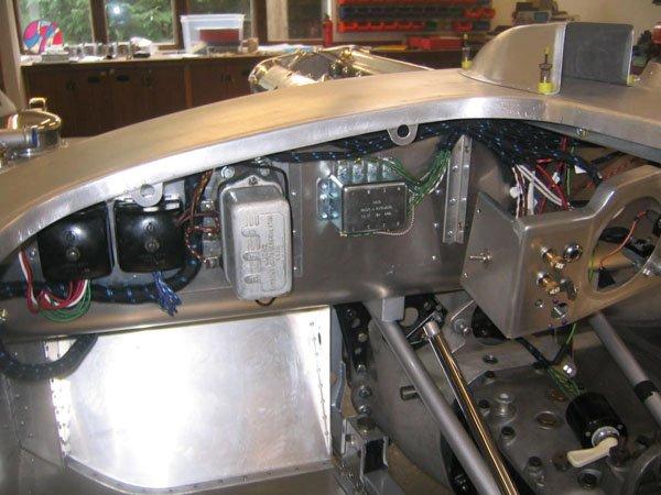 1/18th Jaguar D Type-interior-4-jpg