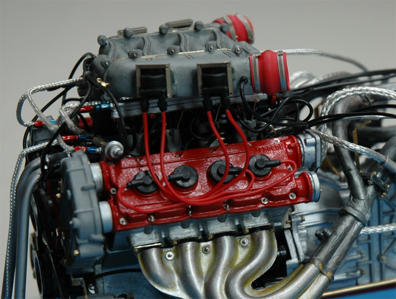 Build Your Own Ford >> Pocher F40
