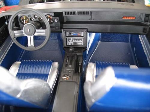 1982 camaro pace car 1 8. Black Bedroom Furniture Sets. Home Design Ideas