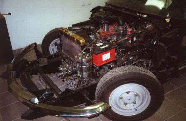 Citroen Ds21 Engine