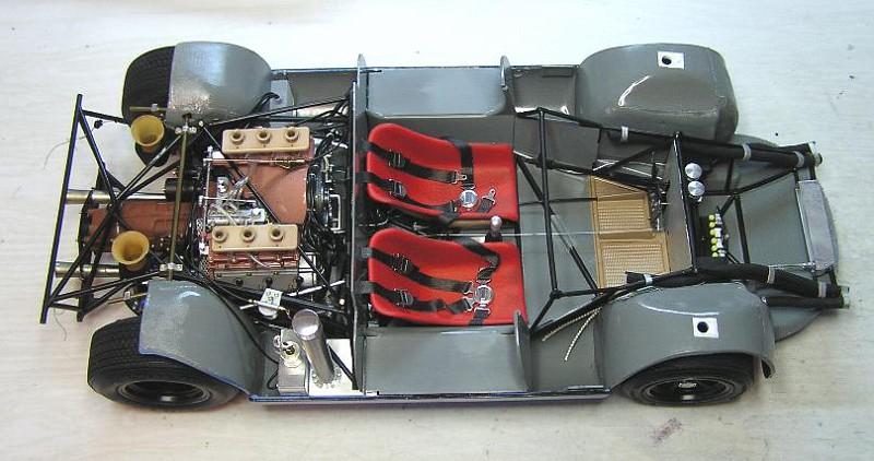 1/12 Porsche 910 phantom racer