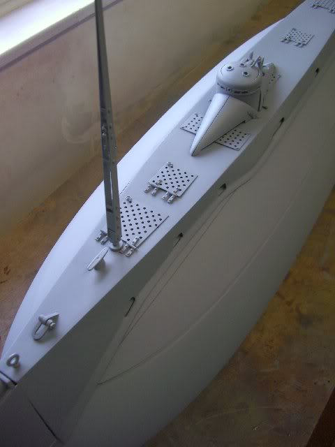 Thread: Large RC Model Submarines