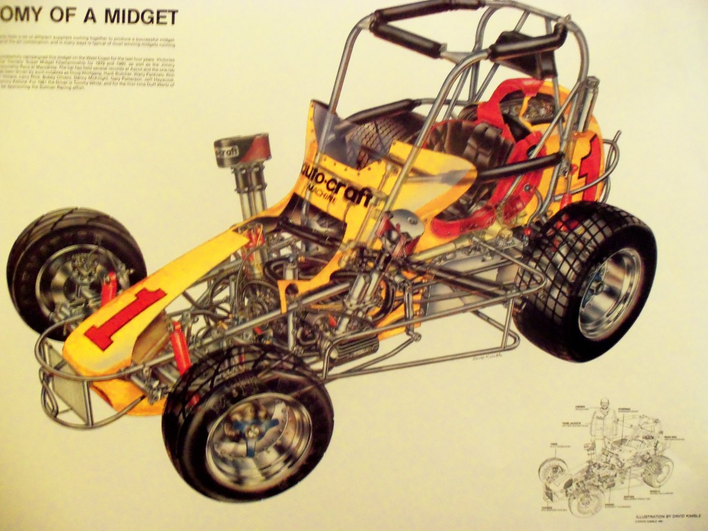 vw midget race suspension