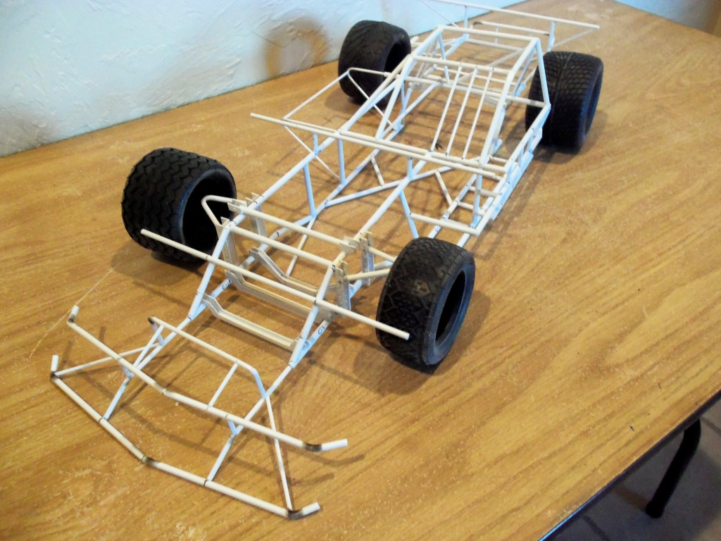 Dirt Late Model Stock Car