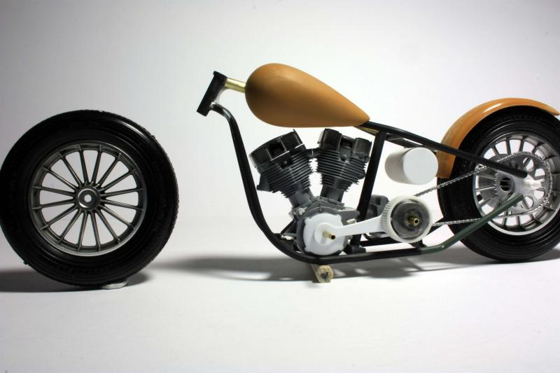 Harley Samurai Chopper