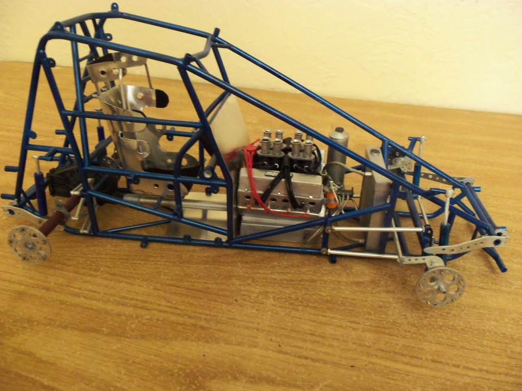 quarter midget chassis adjustments