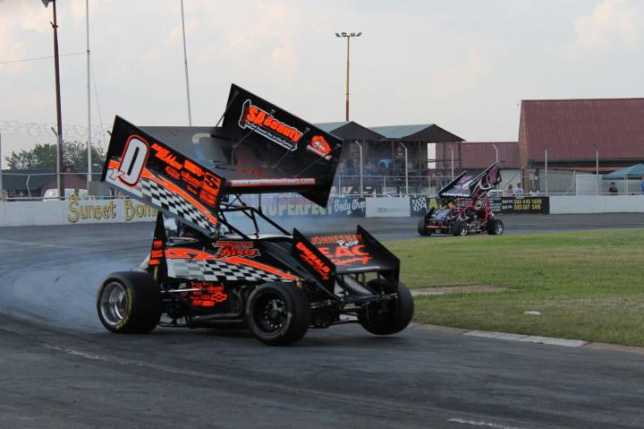 South African Sprint Car Champion
