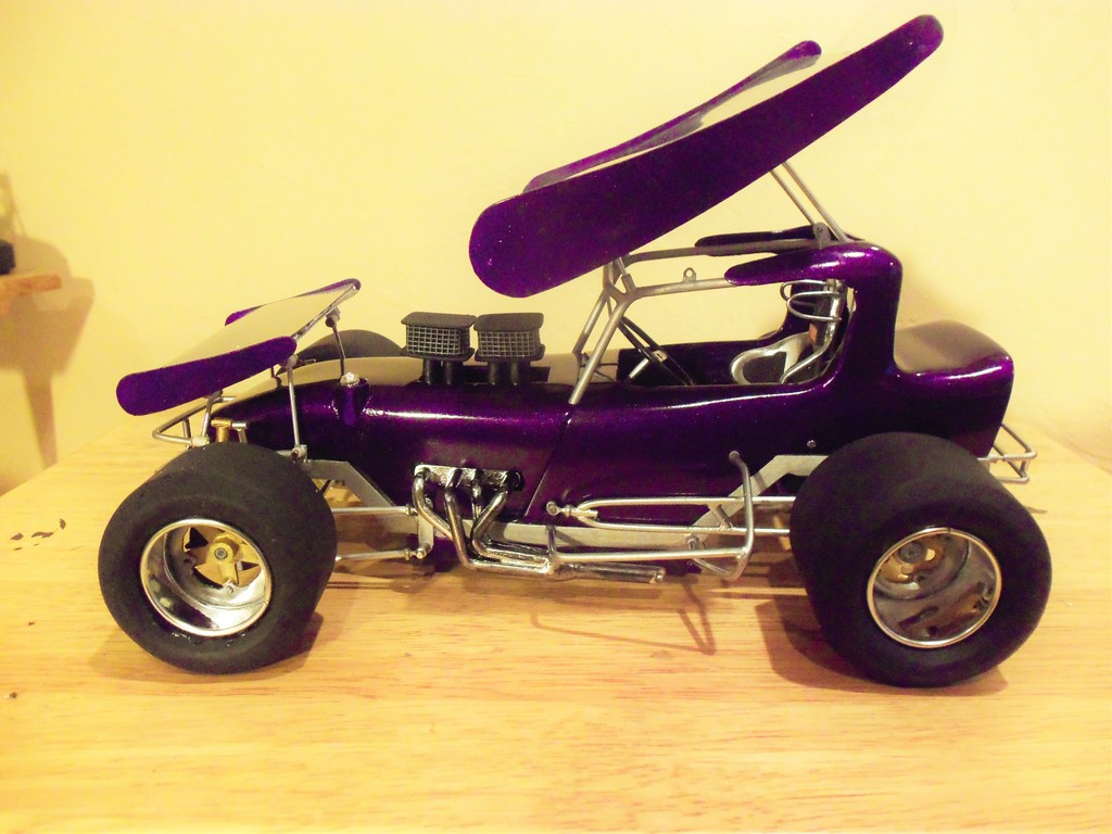 Supermodified Car For Sale In: 1/12 Scale Vintage Supermodified