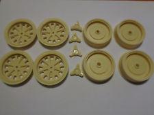 1/8th Halibrand resin wheel set for Revell/Monogram 1965 ...