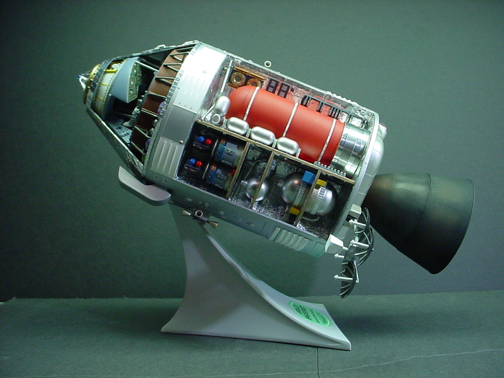 apollo command module model - photo #17