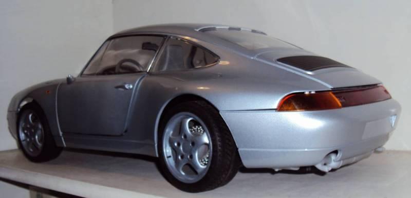Pocher K31 Porsche 993 - 911 Carrera