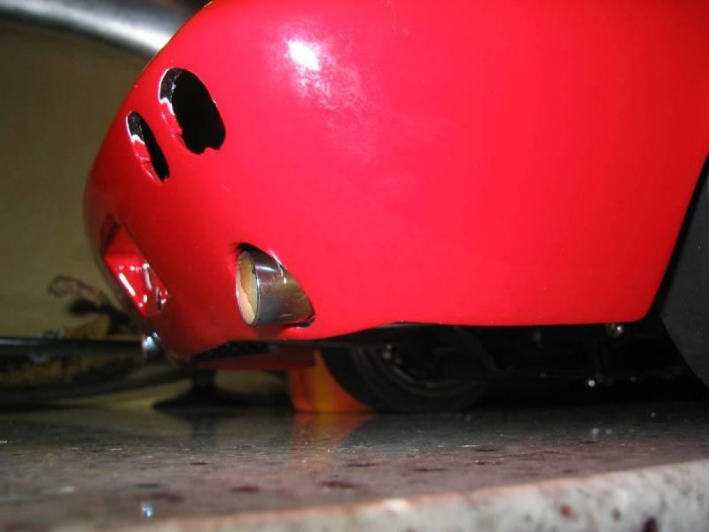Corvette -stingray 1/8 RC