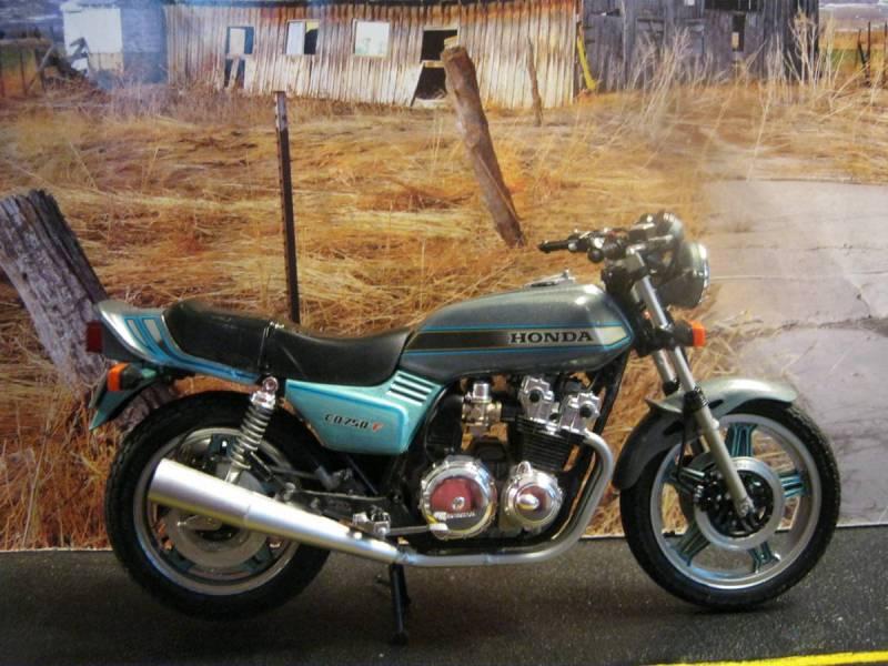Tamiya Honda CB 750F   1/12th