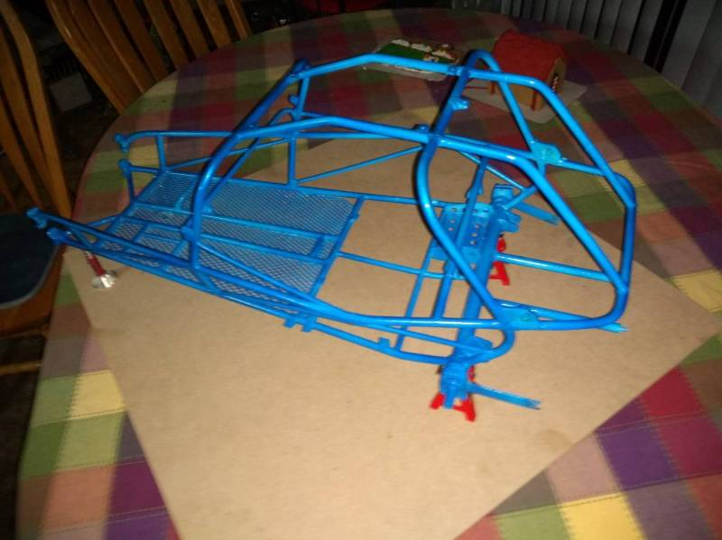 1/4 Hot VW sand rail scratch build