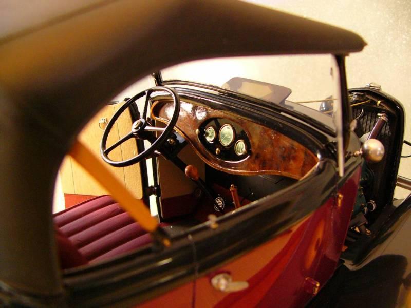 Retro Roadster
